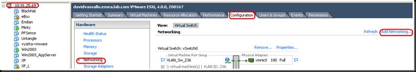 Creating a virtual cisco router (VMWare ESX + GNS3 + Linux) (2/6)