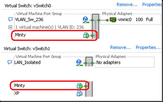 Creating a virtual cisco router (VMWare ESX + GNS3 + Linux) (4/6)
