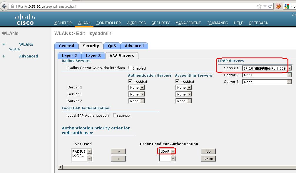 Cisco WLC 2500 series – Lessons Learned | David Vassallo's Blog