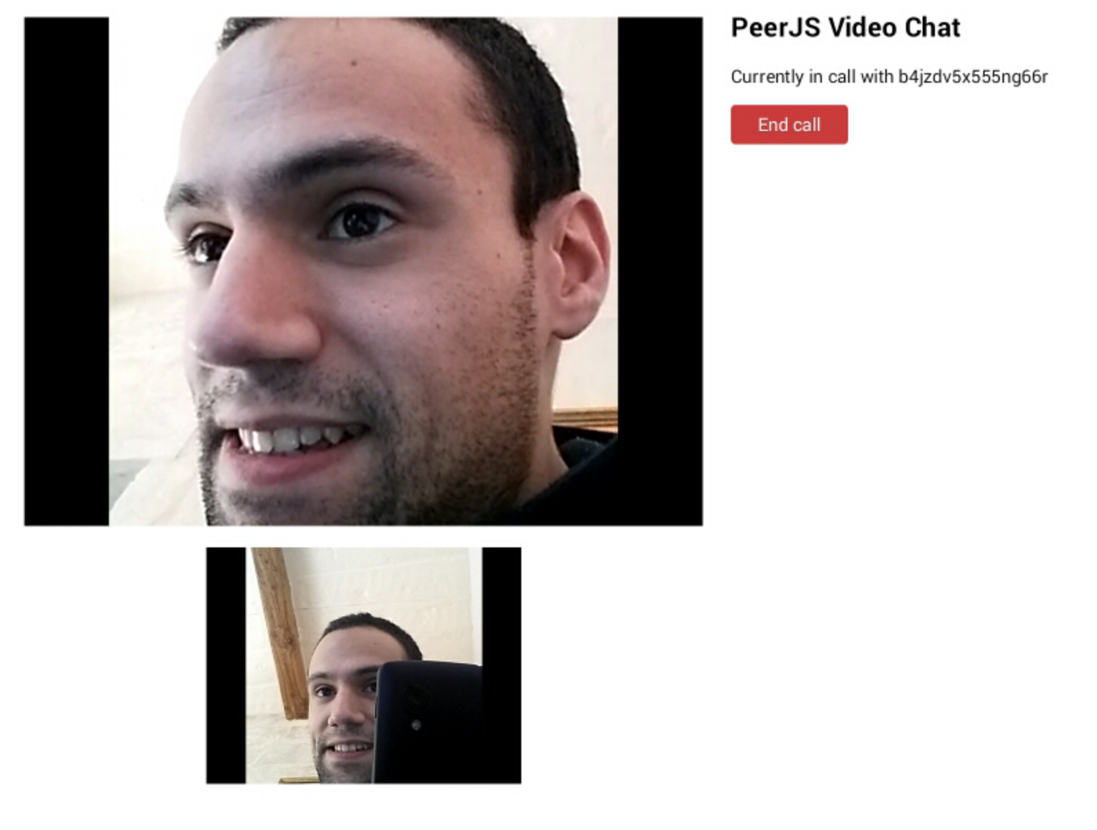 Got 15 minutes? Easy webRTC android app in 3 steps! | David